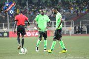 CAF-LDC : V Club au pied du mur face à Saint Georges