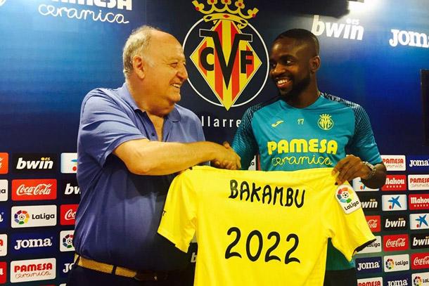 Cédric Bakambu : Je peux maintenant me concentrer sur l'essentiel, le terrain !