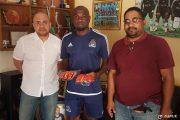 Nanuk-Teamsports signe un partenariat avec Robert Kidiaba
