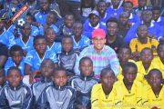 Ugo Kasuku : «  Goal va jouer le championnat de Goma l'année prochaine, merci à nos partenaires »