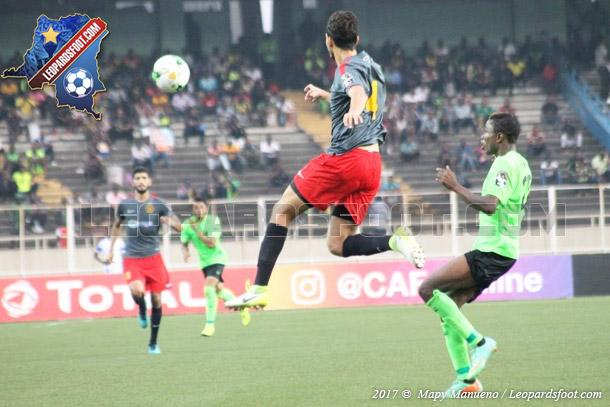 CAF-LDC : V.CLUB vs Espérance : 2-2. Les réactions des coachs
