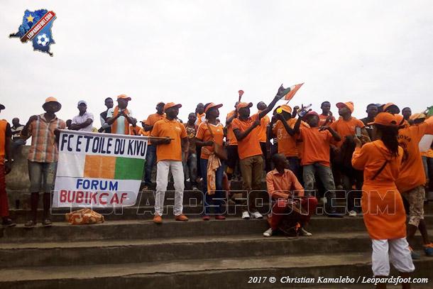 LINAFOOT : 8 nouveaux parmi lesquels Mont Bleu et Etoile du Kivu