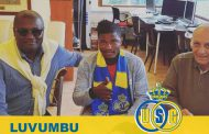 Belgique : Prêté à l'USG, Luvumbu espère convaincre