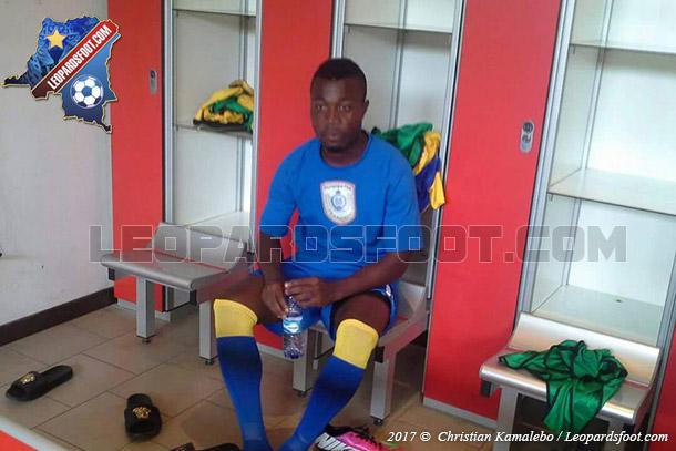 Olivier Ngandu : « Je rêve de jouer sous les couleurs des léopards »