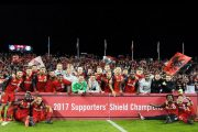 MLS : Mavinga et Toronto remportent le Supporters Shield 2017