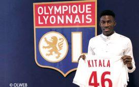 LYON : Premier contrat pro pour Yann KITALA
