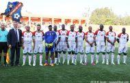 Hérita Ilunga à Berkane avec les Légendes de la CAF