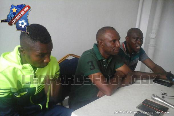 Ibenge : « L'option de la qualification s'impose à V.Club »