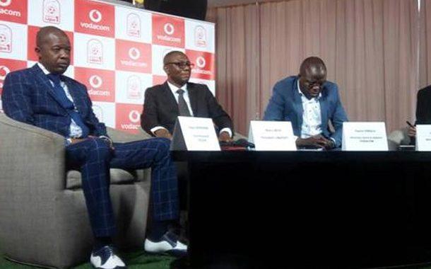 LINAFOOT : Vodacom et la Linafoot unis pour le meilleur