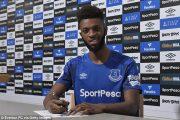 Everton : Baningime prolonge !