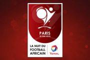 «La Nuit du Football Africain Total» le 20 mai à Paris