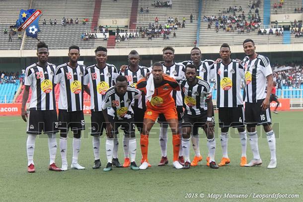 LINAFOOT : Mazembe impuissant face à Bazano (0-1)