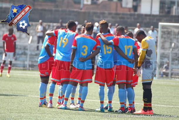 U23 : Après la JST, les U23 s'offrent Bukavu Dawa en amical (3-1)
