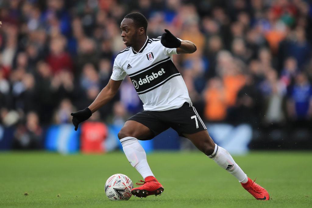 Kebano titulaire….. Fulham en Premier League ?