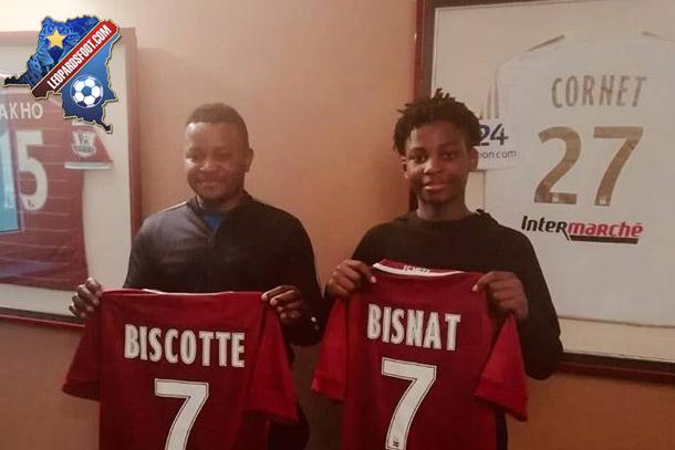 Bisnat, le fils de Mbala Biscotte intègre le FC Metz
