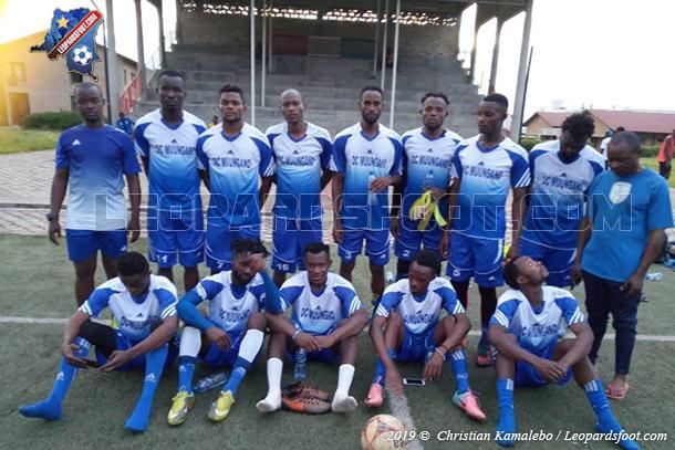 Coupe du Congo zone Est : 3 anciens champions face à 3 novices