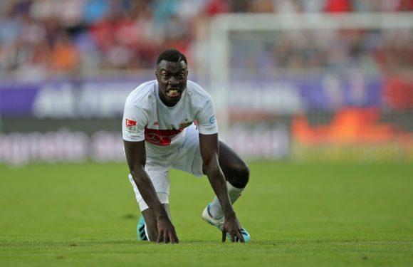 Silas Wamangituka titulaire avec Stuttgart!