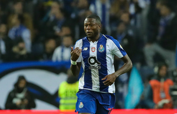 Porto se balade, et Chancel Mbemba  buteur
