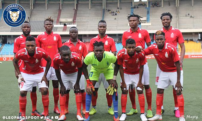 Le RCK contraint au partage par Sanga Balende (1-1)