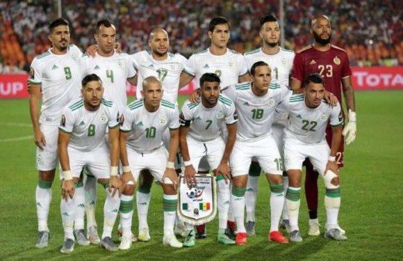Algérie : Une liste avec les cadres, Andy Delort et Adam Ounas forfaits.