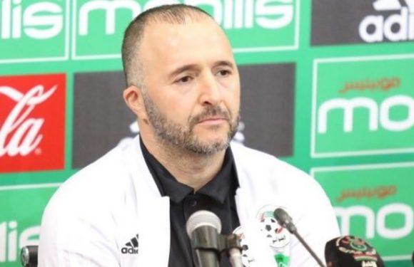 """Belmadi : """"Nous avions en face une très bonne équipe congolaise"""""""