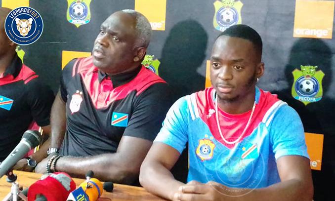 RDC vs GABON : Nsengi, Kebano et Oualembo face à la presse