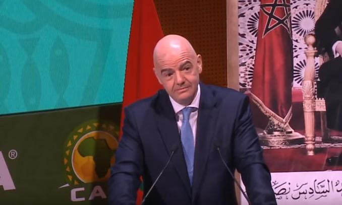Séminaire CAF-FIFA : Infantino propose une CAN tous les 4 ans !
