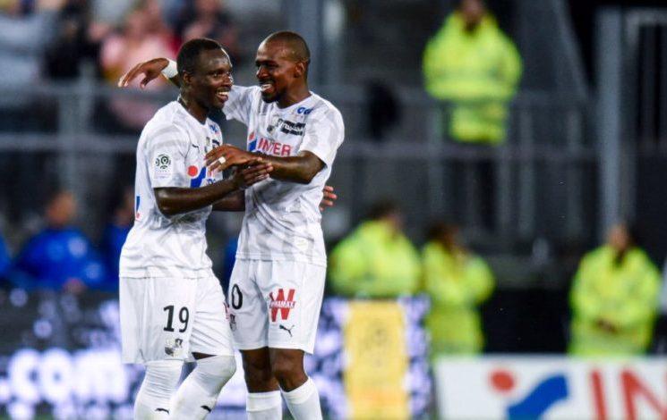 Amiens SC: Gaël Kakuta et Chadrack Akolo mis au chômage partiel!