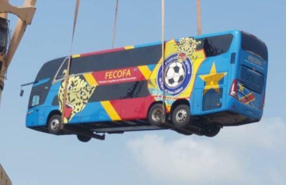 Le gouvernement offre un nouveau bus à l'équipe nationale !