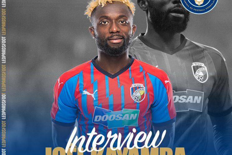 Joel Kayamba : «Je vise le haut niveau !»