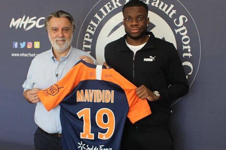 Montpellier: Mavididi a signé!