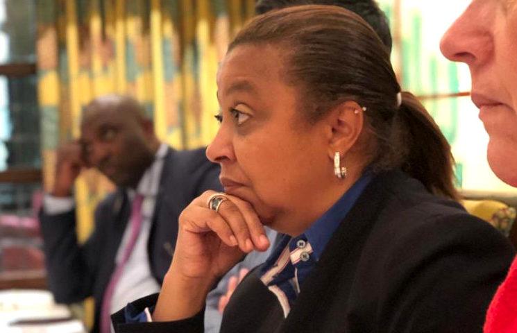 Bestine Kazadi : «V-Club doit devenir la plus grande équipe d'Afrique»