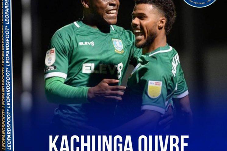 🐆 Kachunga ouvre son compteur avec Sheffield Wednesday !