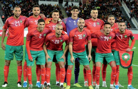 Un clin d'oeil sur le Maroc, prochain adversaire des Léopards!