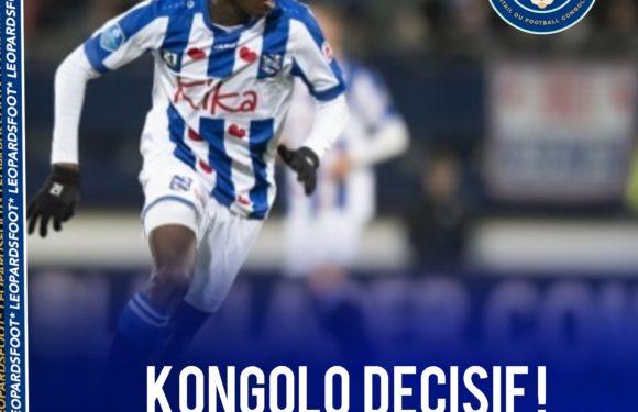 Victoire d'Heerenveen, Kongolo décisif