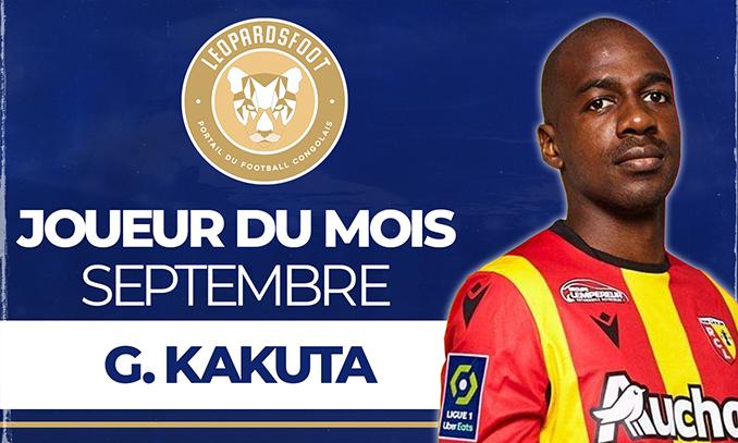Gaël KAKUTA, joueur du mois de septembre #leopardsfoot