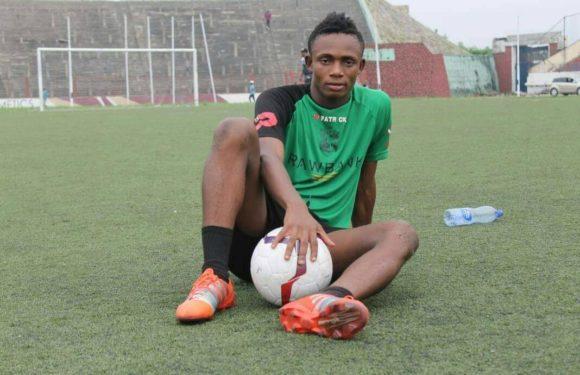Mercey Ngimbi : et maintenant, la cour des grands !