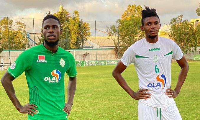 Les raisons de l'absence de Ngoma et Malango ce soir en LDC