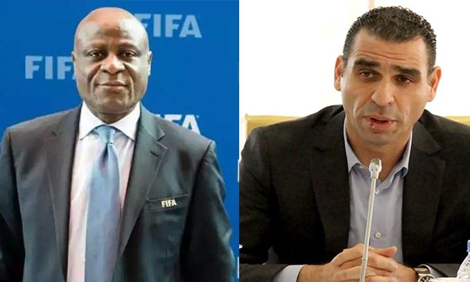 Conseil de la FIFA : les candidatures d'Omari et Zetchi recalées !