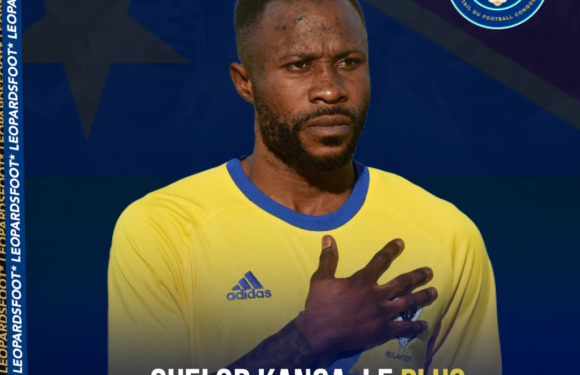 Guelor Kanga, le plus Congolais des Gabonais!