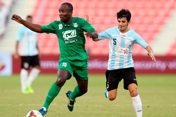 Kaluyituka sur le podium des buteurs au Qatar