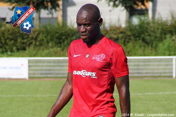 Hérita Ilunga signe 2 ans à Créteil (D2)