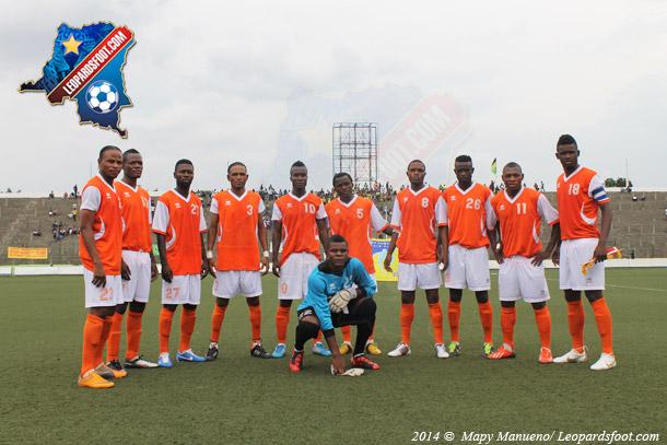 MK élimine le Dcmp (2-1) et croisera Lupopo en finale
