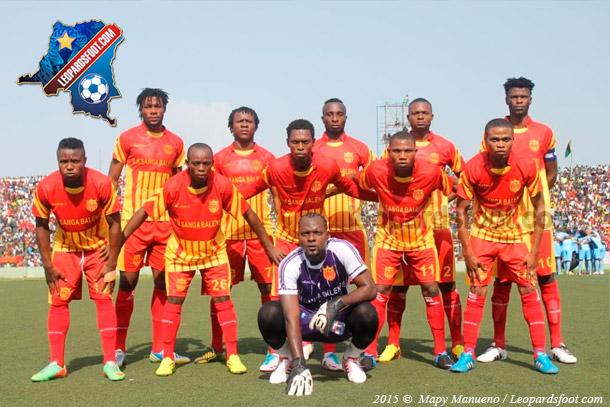 CAF-CDC : Sanga Balende préfère jouer à Lubumbashi