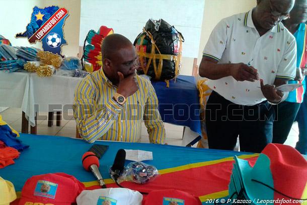 CAN 2017 : Une centaine de supporters congolais pour soutenir les Léopards