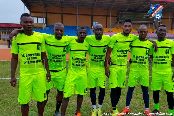 Football-Club : Dauphin Noir a repris les entrainements ce 03 janvier