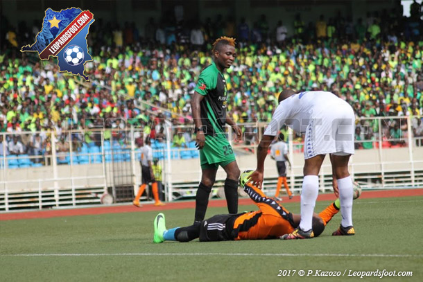 CAF-LDC : V Club croisera Port Authority de la Gambie