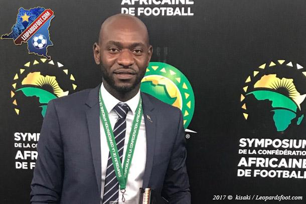 CAF : Hérita ILUNGA reconduit pour 2 ans à la CAF