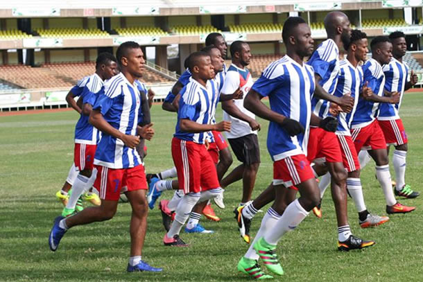 Liberia : 22 joueurs pour affronter les léopards de la RDC