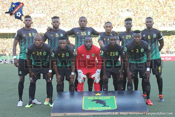 CAF-CDC : V Club décroche son ticket pour la finale